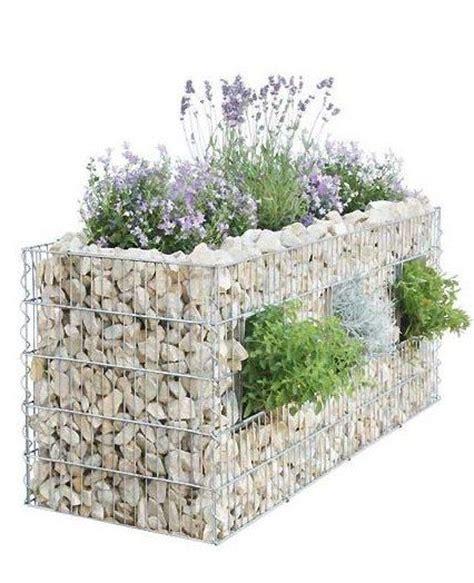 garden baskets wall 15 gabion garden landscaping ideas houz buzz