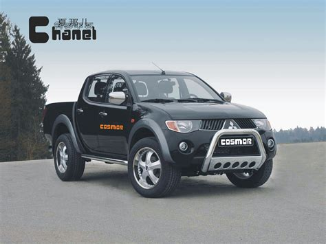 car with a truck bed 2014 mitsubishi l200 triton autos weblog