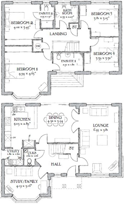 redrow oxford floor plan 1000 images about floor plans on pinterest house floor