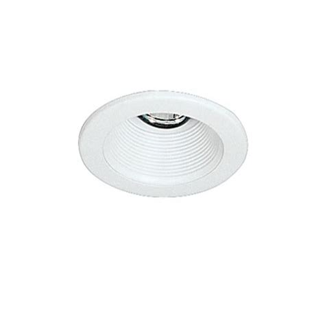 4 inch recessed lighting trim 4 inch recessed low voltage baffle trim white lights