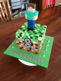 Minecraft Cake Pillow by 1000 Images About Cakes On Disco Cake Pillow Cakes And 40th Cake