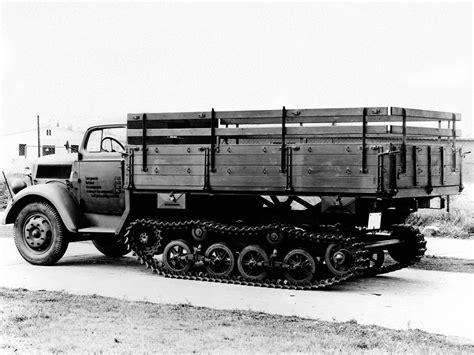Opel Blitz Maultier 1942 1944