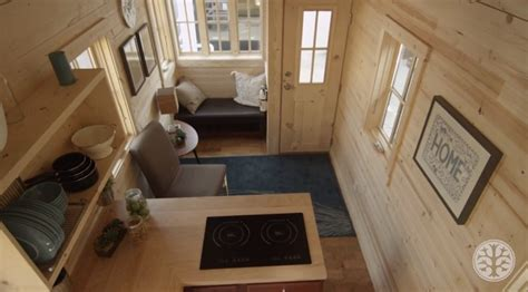 tumbleweed cypress 24 tour tiny house living