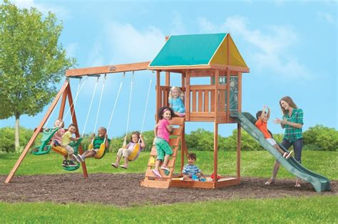 big backyard hillcrest 13 best images about swingsets on pinterest models play