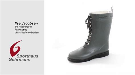 rubber boot price buy ilse jacobsen 3 4 rubber boot green from 163 54 95