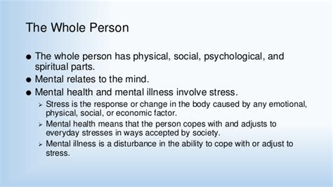 section 5 2 mental health section 5 caring for persons with mental health disorders 1