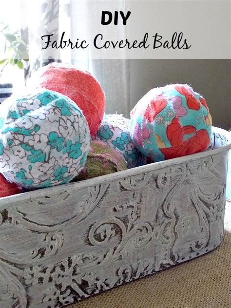 superior Chalkboard Ideas For Home #2: diy-fabric-covered-balls-crafts-how-to-repurposing-upcycling.jpg?size=1000x1000