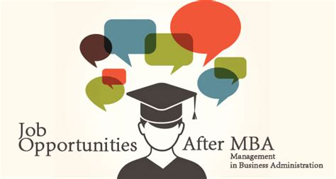 After Mba opportunities after mba gethow