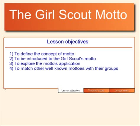 Scout Motto by Smart Exchange Usa The Scout Motto