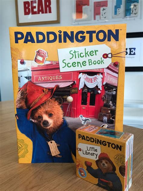 paddington little library celebrating paddington harpercollins uk