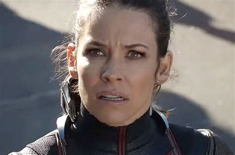 Evangeline Lilly Tries To Look Angry by Someone Tried To Quot Scout Quot Evangeline Lilly And She Was Like