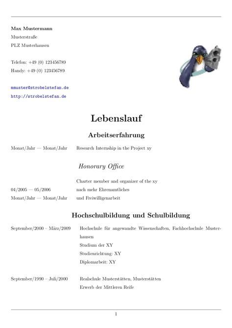 Lebenslauf Vorlage Moderncv Bewerbung 171 Stefan S Weblog