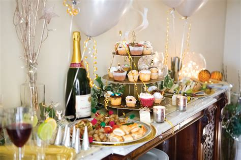 casual christmas eve buffet ideas hospitality room for out or town wedding guests keep it casual but well stocked winter