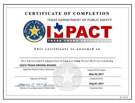 Texas Driving School [Corpus Christi]