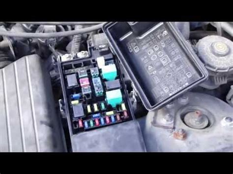 how to change fuses honda accord and fix light fuse error years 2003 to 2007