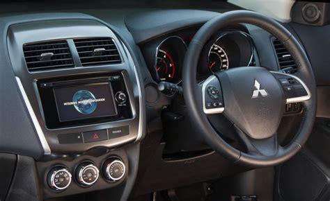 asx mitsubishi 2015 interior asx diesel review private fleet