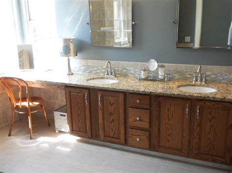 master bathroom remodel with double sink mahwah nj double sink bathroom remodel house decor ideas