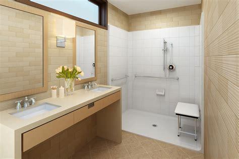 senior bathrooms bestbath bathroom shower and tub gallery