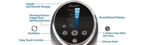honeywell quietset 8 speed tower fan amazon com honeywell hyf290b quietset 8 speed whole room