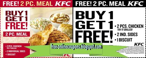 key food printable coupons printable coupons 2018 kfc coupons