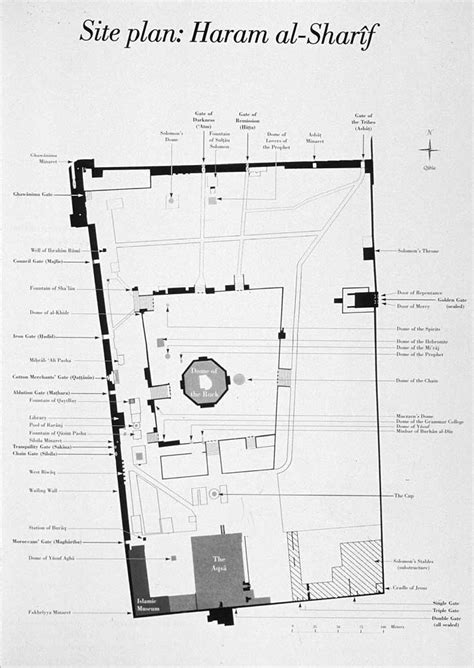 layout plan of masjid al haram id 9614 src elevation and plans church of the holy sepulcre
