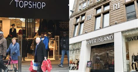 Topshop Sale Launches Today by Topshop And River Island Launch Boxing Day Sales Three