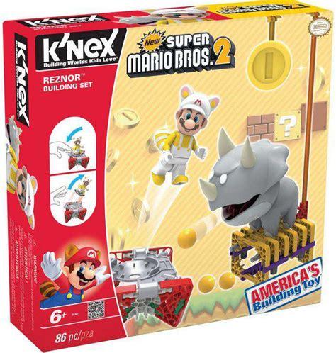 1 Set Bross knex new mario bros 2 reznor set 38421 toywiz