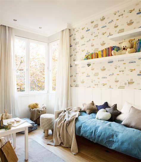 como decorar una cama en esquina soluciones para cuartos de ni 241 os peque 241 os