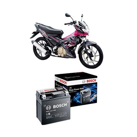 Digunakan Untuk Motor Harga jual bosch agm rbtz 6v aki kering motor for suzuki satria fu 150 harga kualitas