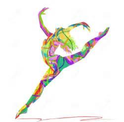 imagenes abstractas de bailarinas la danza