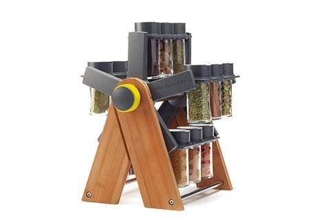 especiero tubos de ensayo the ferris wheel spice rack is like a rolodex for flavour