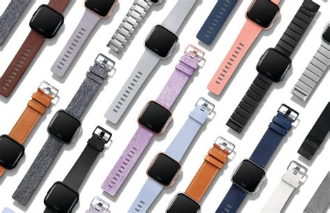 Fitbit?s New Versa Watch is Official, Priced Well, and Might be a Serious Contender   TechGreatest