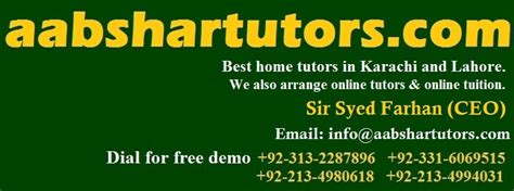 Mba Tutors In Mumbai by Ahnaf Home Tutor Academy Home Tutor And Tuition