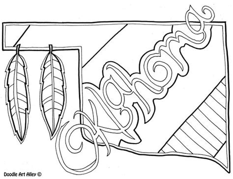 okc coloring pages ou sooner coloring sheets coloring pages