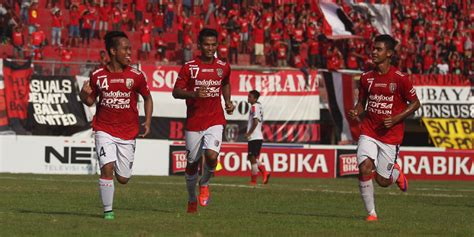 Baju Bola Bali United Atasi Ps Polri Bali United Lolos Ke Semifinal Piala