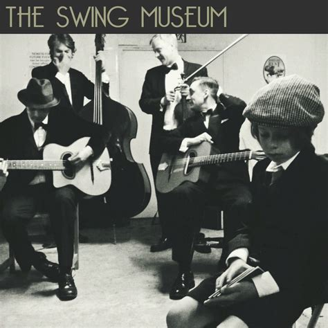 Eyesuffolk Org Live Music The Swing Museum