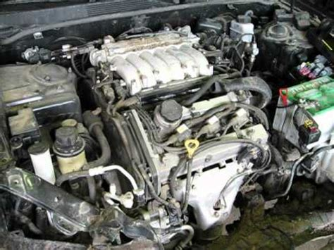 2005 Kia Engine 2005 Kia Amanti Engine Testing Stock S05009 Southwest