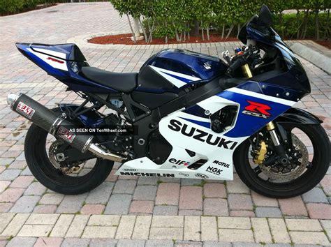 2005 Suzuki Gsx R750 2005 Suzuki Gsx R750