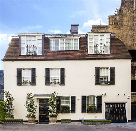 10 Bedroom House For Sale mayfair blackburne s mews home on grounds of the american