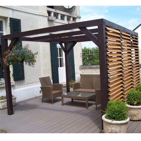 pergola en bois pour terrasse 4651 pergolas and boutiques on