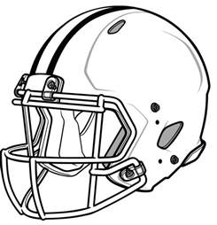 football helmet coloring page nfl football helmet coloring pages az coloring pages