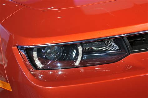 2014 Camaro Lights by Led Headlights Camaro 2014 Ss Autos Post