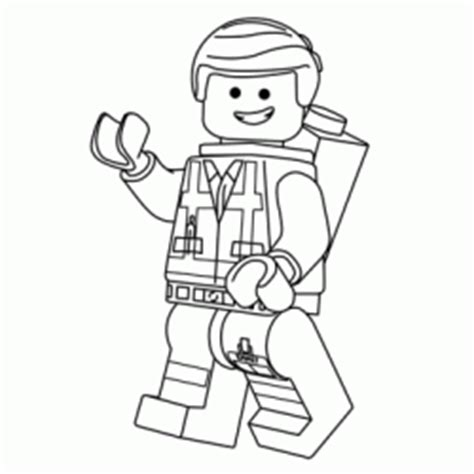 coloring pages lego movie emmet les nouveaux coloriages page 3 sans d 233 passer