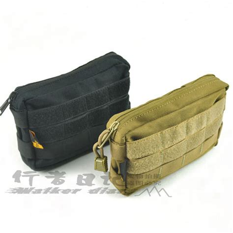 Bags Are Big Carry A Clutch by Small Work Edc Package Bag Outdoor Small Waist Pack Clutch