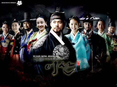 film korea terbaru kerajaan yi san wind of the palace daftar episode sinopsis