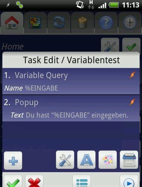 tutorial tasker tasker skripte tutorials tutorial automatisieren mit