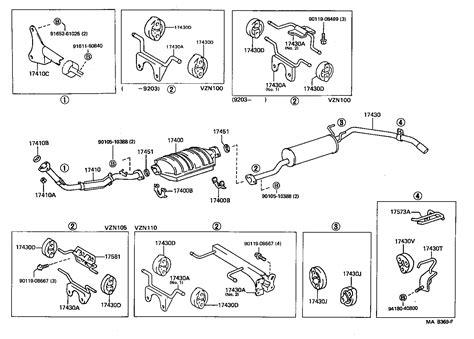 toyota truck parts diagram toyota parts diagram 1983 toyota parts