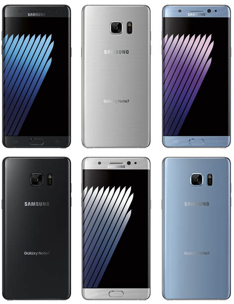 galaxy note samsung galaxy note 7 ist offiziell 7mobile smartphone news