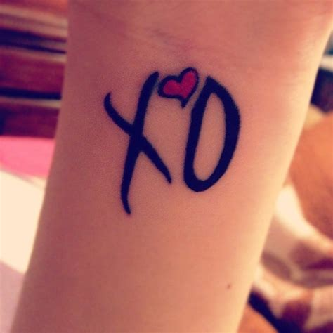 xo tattoo meaning 109 best images about inspiration on