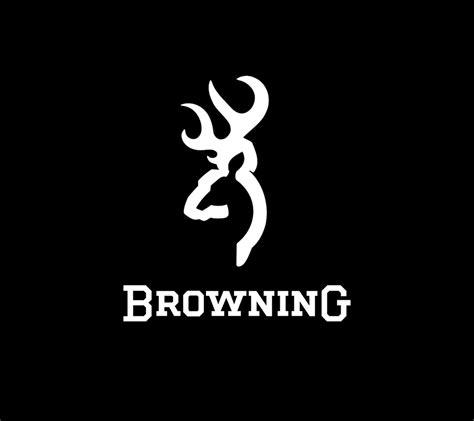 black browning logo car interior design